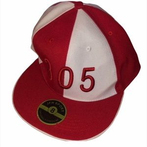 305 Miami snapback hat NEW